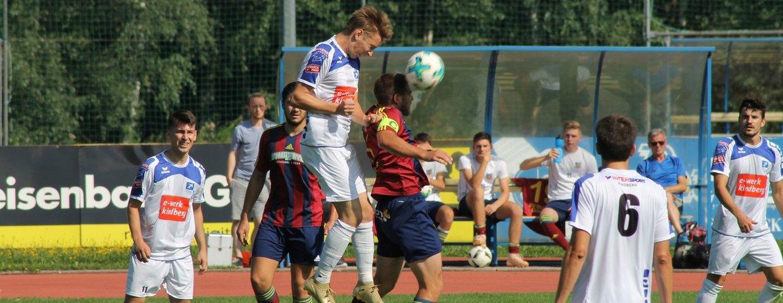 3. Runde Steirercup SVSG : FC Kindberg-Mürzhofen