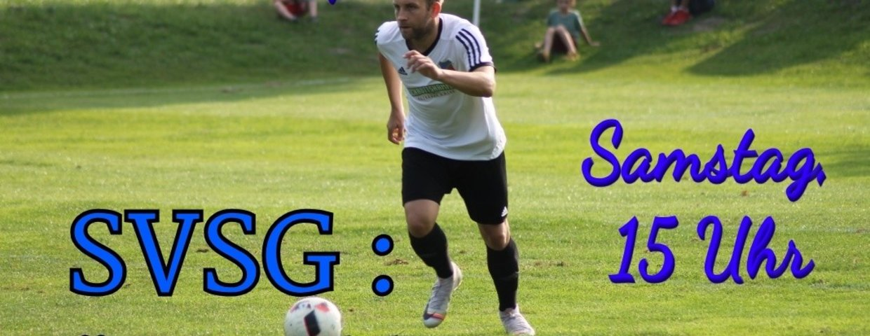 Trainerwechsel beim SVSG