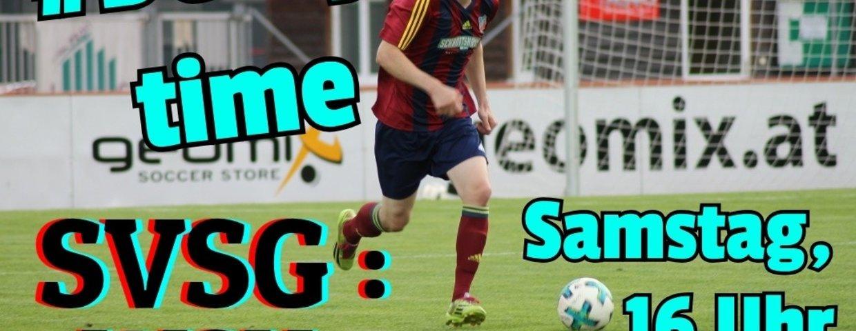Derbytime - SVSG : WSV Liezen