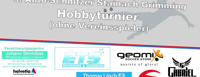 SV Auto Schnitzer Stainach-Grimming Hobbyturnier 2021