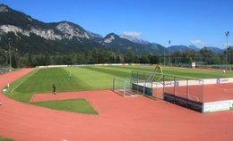 Trainingsauftakt beim SV Stainach-Grimming