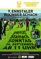 !!!!!ABGESAGT!!!!! 9. Ennstaler Wikingerschach